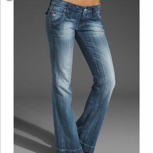 Rock Revival wide leg Elizabeth pants